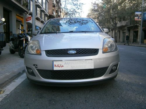 Ford Fiesta 1.4 Trend Coupe 3p