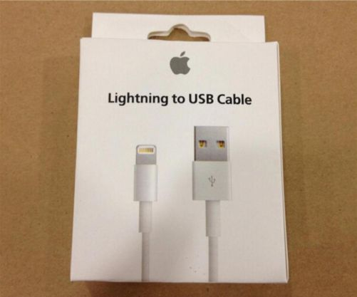 CABLE LIGHTING APPLE ORIGINAL IPHONE6, 5
