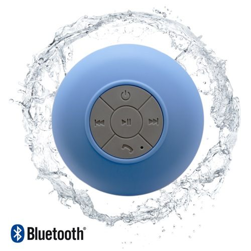 Altavoz ducha bluetooth unotec 4shower