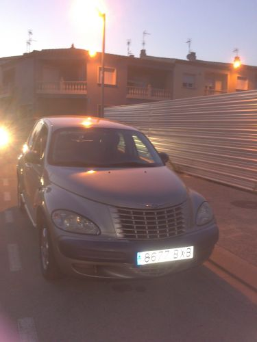 Vendo Chrysler PT Cruiser