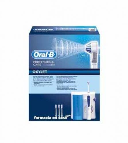 Oral B irrigador Oxijet MD20