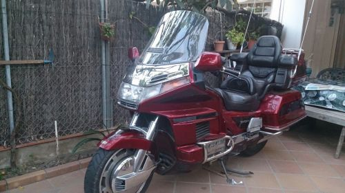 Honda Goldwing SE 1500