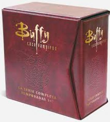 Buffy serie completa dvd