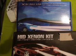 2 kit de coche luces de xenon