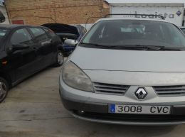 Despiece renault grand scenic