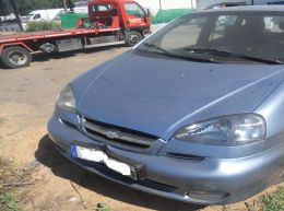 Despiece alfa 156chevrolet tacuma