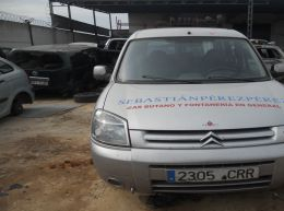 Despiece citroen berlingo