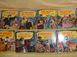 COLECCION HISTORIAS DE EDITORIAL BRUGUER