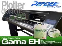 Refine eh721 u plus con flexi software starter 63 cm de ancho barato oferta