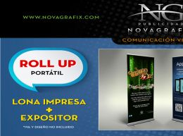 Roll up publicitario