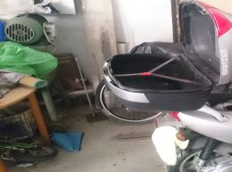 Scooter 125 4t hyosung exceed