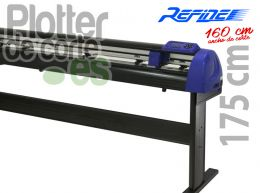 Refine pro 1750 arms plotter de corte 160 cm ojo optico profesional