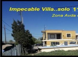 Villa en cs avda mar