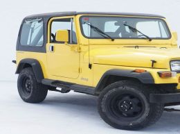 Jeep Wrangler 4.2i Disponible en Automocion Pere