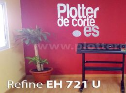Plotter de corte refine eh721u incluye pedestal software y cuchillas oferta limitada