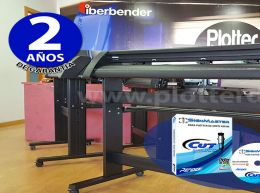 Plotter de corte economico gran formato refine eh1351 con signmaster software program