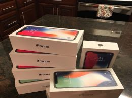 Apple iphone x 256gb nuevo original